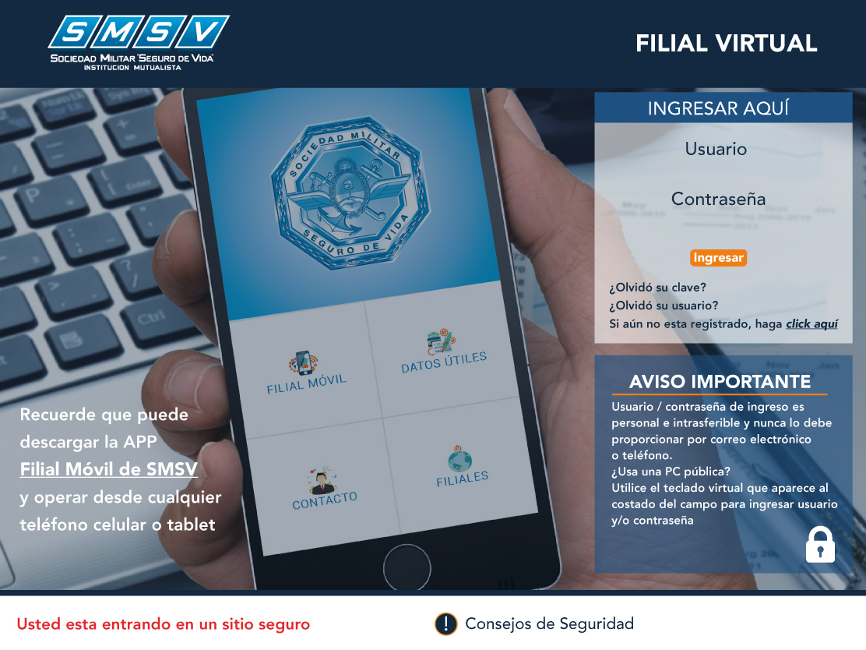 smsv filial virtual